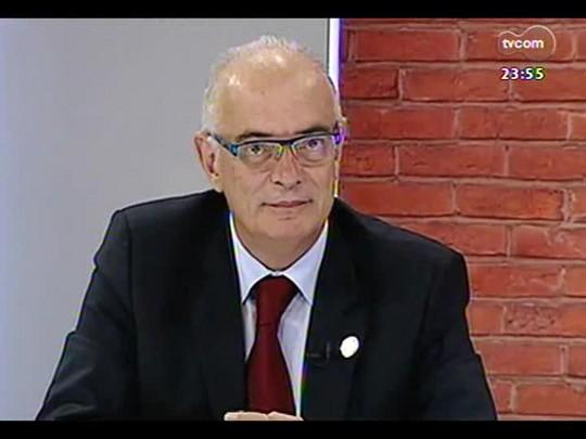 Mãos e Mentes - Vice-reitor da UFRGS Rui Vicente Oppermann - Bloco 3 - 28/03/2014