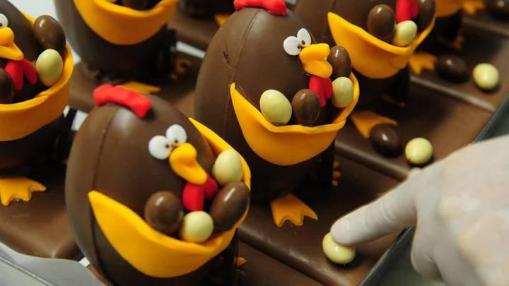 Conheça fábrica de chocolates de Gramado