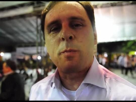 Marcelo Canellas dá dica de livro