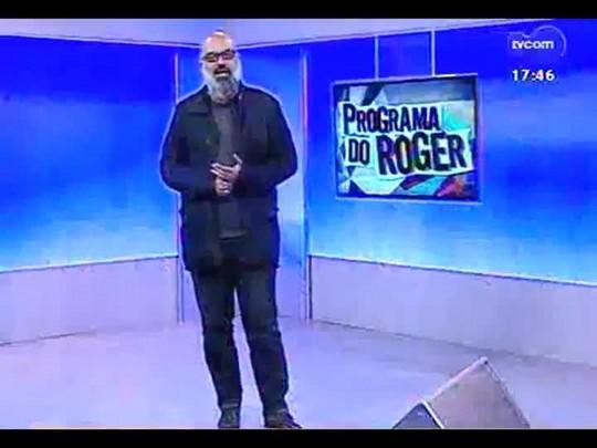 Programa do Roger - Banda Wannabe Jalva - Bloco 1 - 03/07/2014