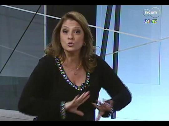 TVCOM Tudo Mais - Hique Gomez fala sobre novo espetáculo no Theatro São Pedro