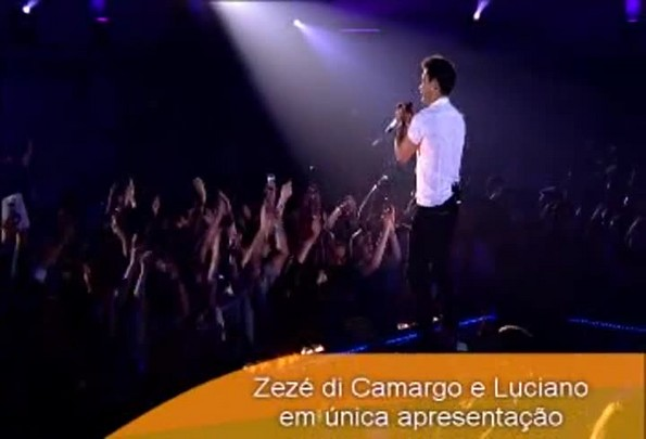 Zezé di Camargo e Luciano em Porto Alegre
