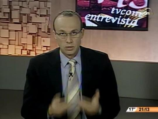 TVCOM Entrevista - Luiz Antônio Zanini Fornerolli - Bloco2 - 09.08.14