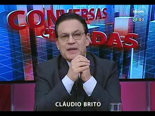 Conversas Cruzadas - Conversa sobre o calouro que entrou em coma após trote violento - Bloco 1 - 14/08/2014