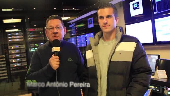 Veja o bate-papo de Marco Antônio Pereira com o goleiro Marcelo Grohe