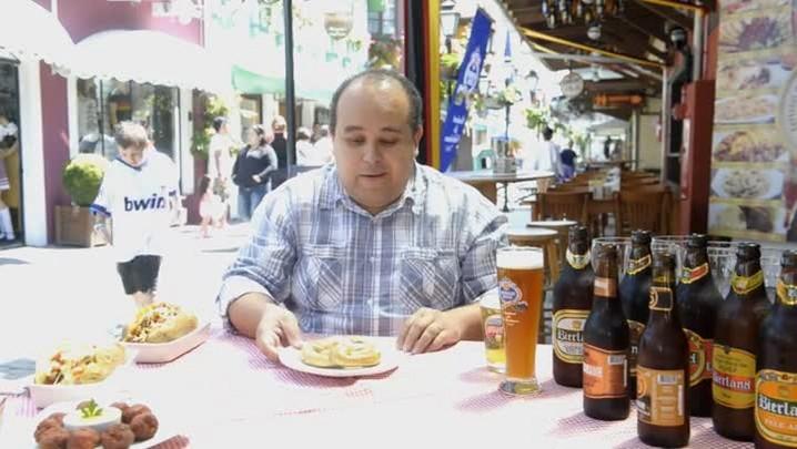 Harmonização de cervejas com Bretzel