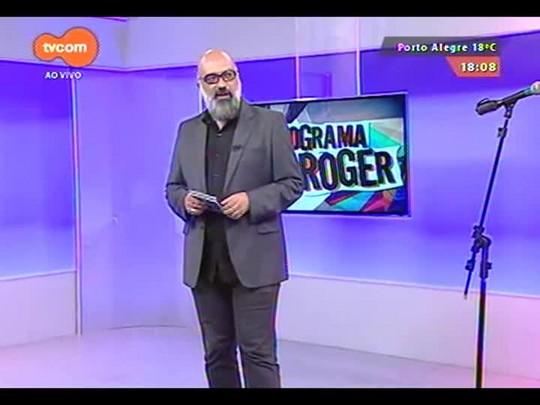 Programa do Roger - Show Cris Varisco - Bloco 3 - 10/10/2014
