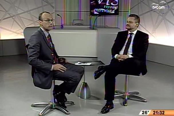 TVCOM Entrevista - Entrevista com Renato De vitto - 3º Bloco - 11/10/14