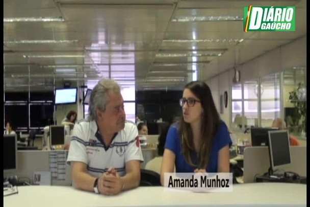 """Guerrinha afirma: """" O Inter foi patrolado pela supremacia do meio de campo do Grêmio"""""""