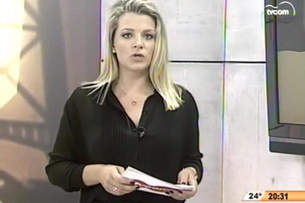 TVCOM 20h - Transporte público terá reforço no sistema executivo a partir desta semana - 1.12.14