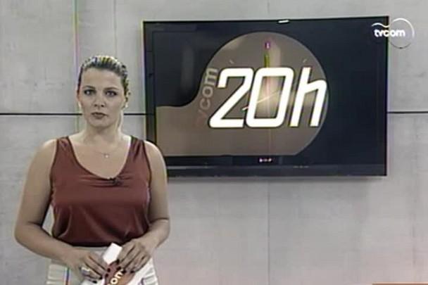 TVCOM 20h - Inquérito sobre as causas do acidente em Alfredo Wagner deve ser concluído em 30 dias - 12.1.15