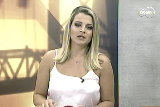 TVCOM 20h - Inadequação de calçamentos prejudica acessibilidade a deficientes - 15.1.15