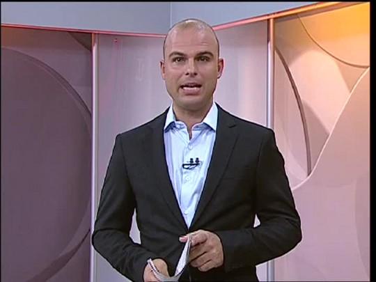 TVCOM 20 Horas - Operação Tartaruga realizada pelo sindicato dos rodoviários - 19/01/15