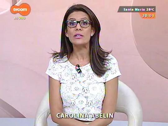 TVCOM 20 Horas - Secretario Vieira da Cunha fala sobre o pagamento do piso do magistério - 22/01/15