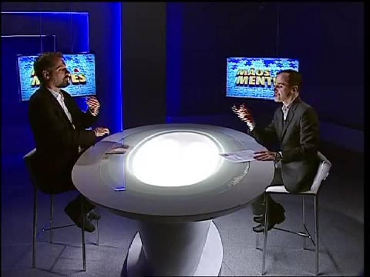 Mãos e Mentes - Gaudêncio Fidelis - Bloco 2 - 25/01/15