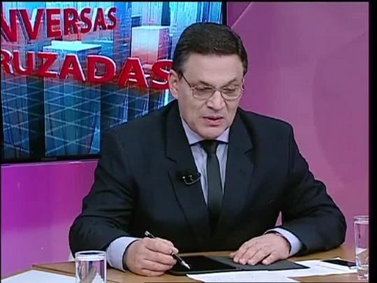 Conversas Cruzadas - Deputados estaduais debatem as finanças do Estado - Bloco 2 - 16/03/15