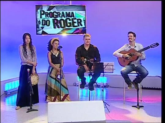 Programa do Roger - Tributo Paulinho da Viola - Bloco 3 - 08/04/15
