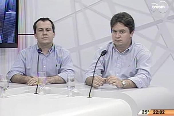 Conversas Cruzadas - Conselho de Desenvolvimento Econômico Sustentável de Palhoça - 1ºBloco - 14.04.15