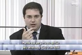 Conversas Cruzadas - Corte no orçamento nacional - 3º Bloco - 25.05.15