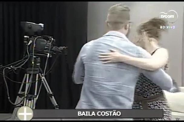 TVCOM Tudo+ - Baila Costão promove aulas e oficinas com profissionais renomados na capital até domingo - 22.07.15
