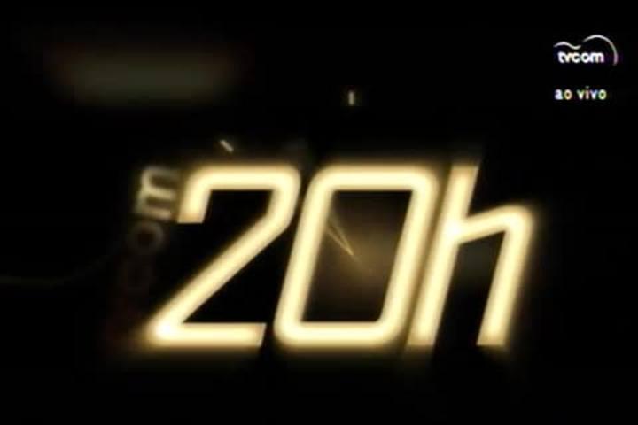 TVCOM 20 Horas - 1ºBloco - 19.08.15