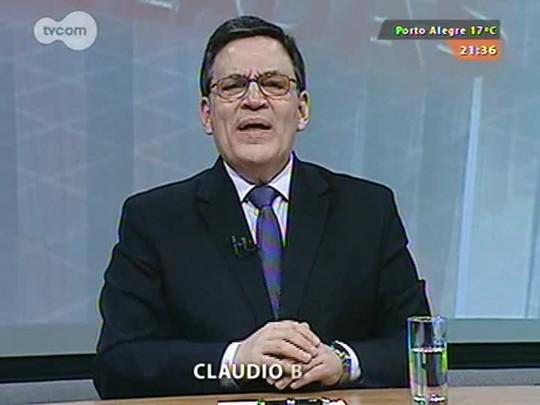 Conversas Cruzadas - Debate sobre o aumento do ICMS e a crise financeira no Rio Grande do Sul - Bloco 1 - 27/08/2015