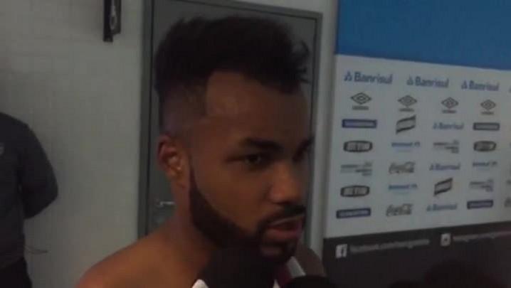 Fernandinho diz que Grêmio criou pouco