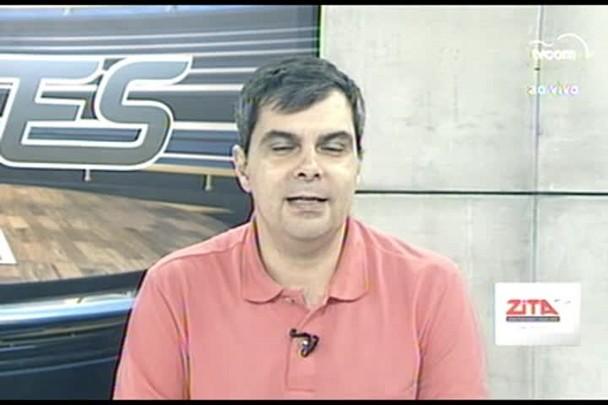 TVCOM Esportes. 2º Bloco. 08.10.15