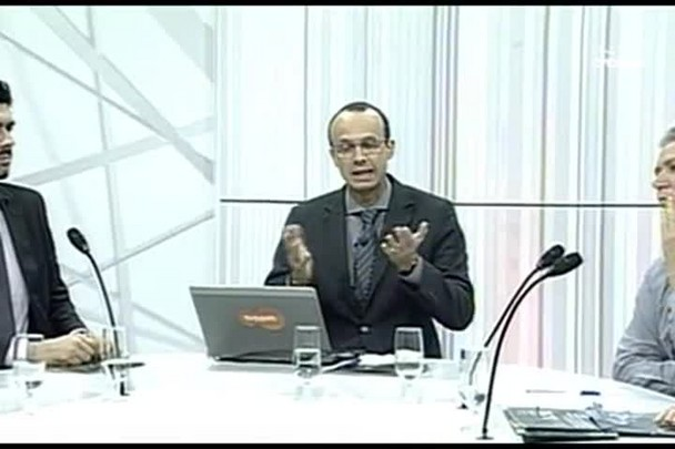 TVCOM Conversas Cruzadas. 4º Bloco. 10.11.15