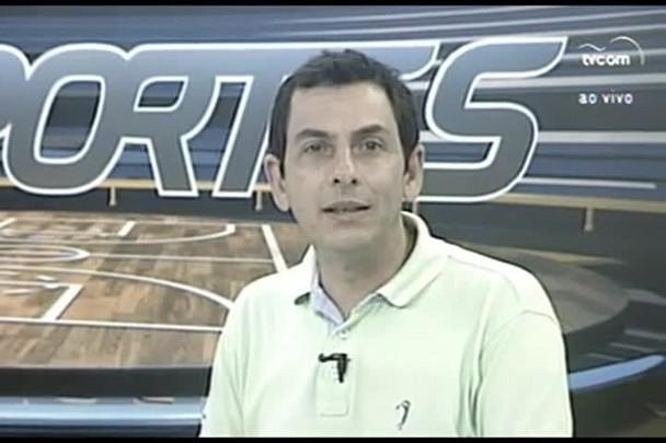 TVCOM Esportes. 2º Bloco. 30.12.15