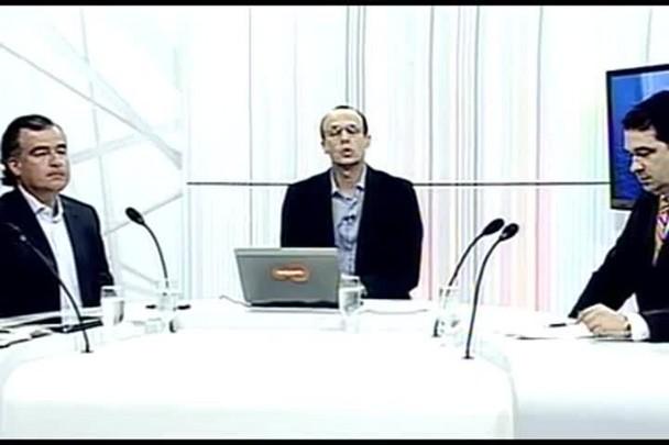 TVCOM Conversas Cruzadas. 3º Bloco. 11.01.16