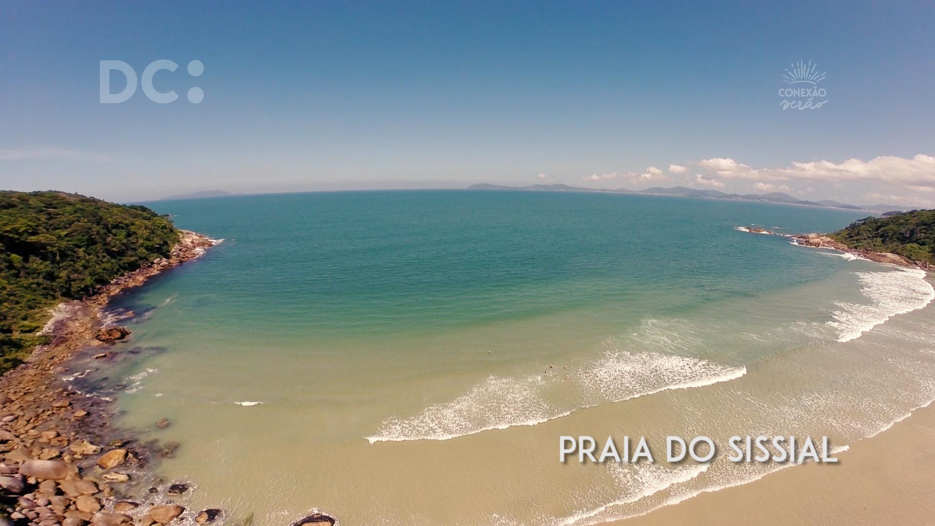 #DCpelaspraias: os paraísos escondidos de Governador Celso Ramos