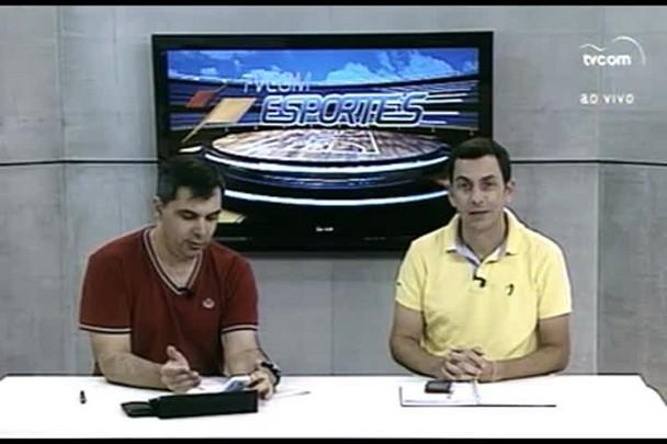 TVCOM Esportes. 4º Bloco. 27.01.16