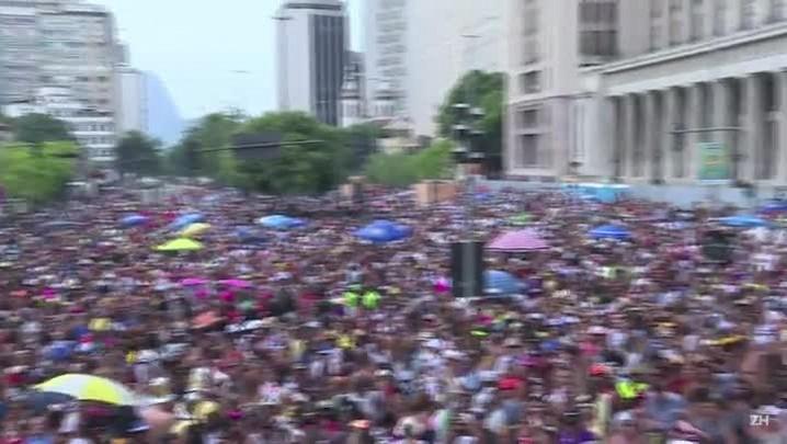 Bola preta arrasta um milhão no Rio