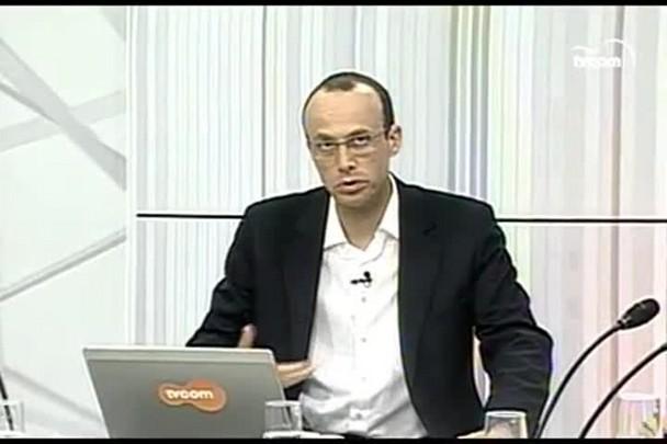 TVCOM Conversas Cruzadas. 4º Bloco. 22.02.16