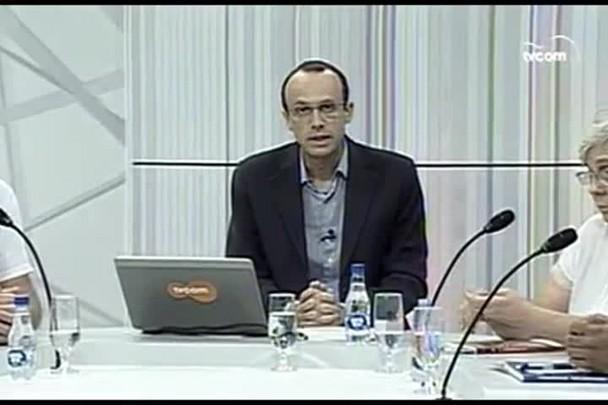 TVCOM Conversas Cruzadas. 2º Bloco. 09.03.16