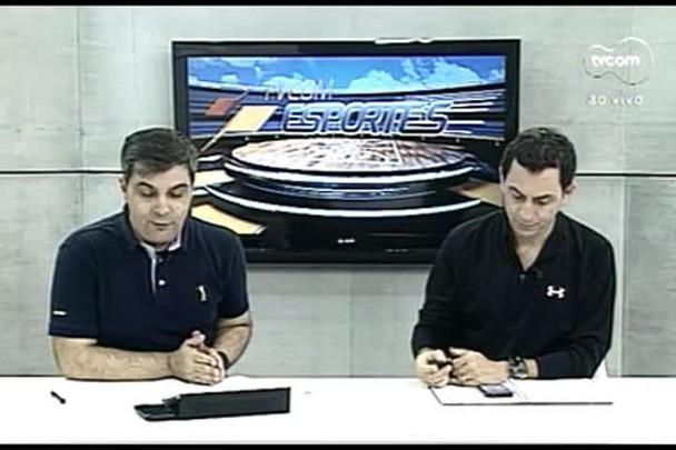 TVCOM Esportes. 2º Bloco. 04.08.16