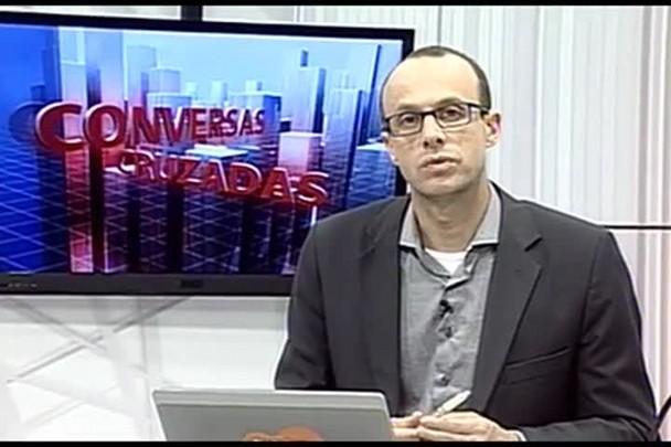 TVCOM Conversas Cruzadas. 3º Bloco. 09.08.16