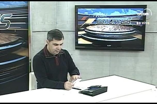 TVCOM Esportes. 2º Bloco. 14.09.16
