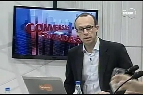 TVCOM Conversas Cruzadas. 4º Bloco. 29.09.16