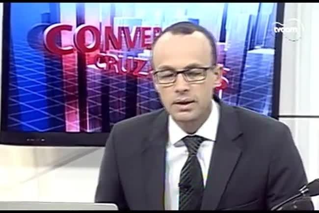 TVCOM Conversas Cruzadas. 4º Bloco. 13.10.16