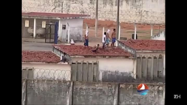 Controlada rebelião que deixou 10 mortos no maior presídio do RN