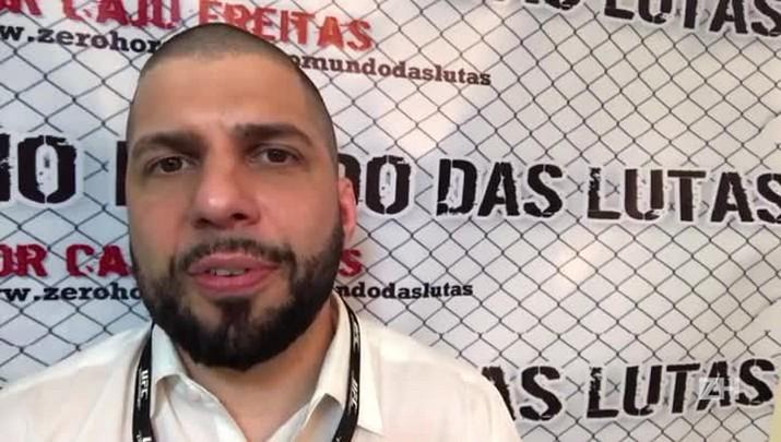 Caju Freitas: Júnior Cigano tem tudo para reconquistar o cinturão para o Brasil