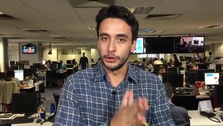#CentraldeEsportes - Marcos Bertoncello atualiza as informações de Inter x Caxias
