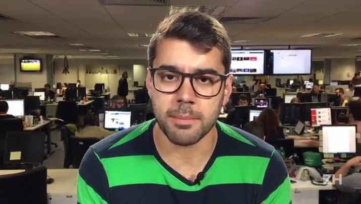 Diori Vasconcelos comenta a arbitragem de Flamengo x Grêmio