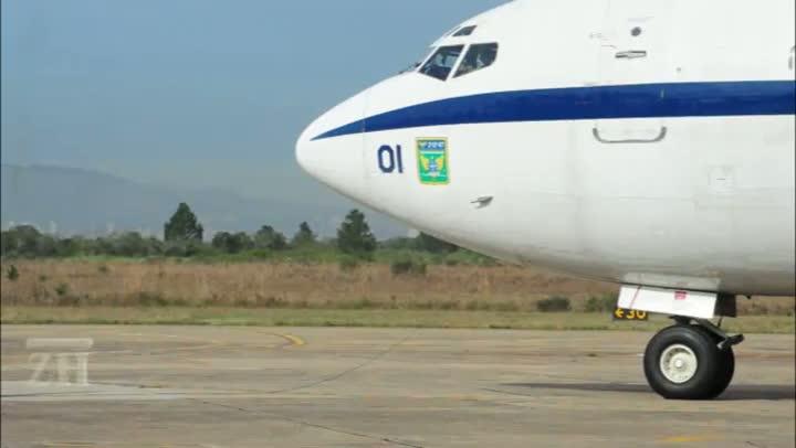 Conheça a primeira militar a pilotar Boeing da FAB