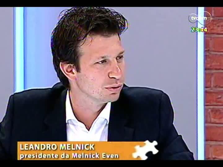 Mãos e Mentes - Leandro Melnick - Bloco 2