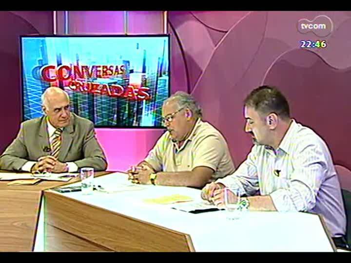 Conversas Cruzadas - Sustentabilidade: O que Porto Alegre faz e o que pretende fazer - Bloco 4 - 23/01/2013