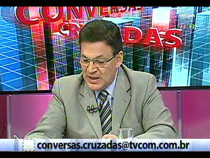 Conversas Cruzadas - Incêndio na Vila Liberdade: causas e providências - Bloco 2- 30/01/2013