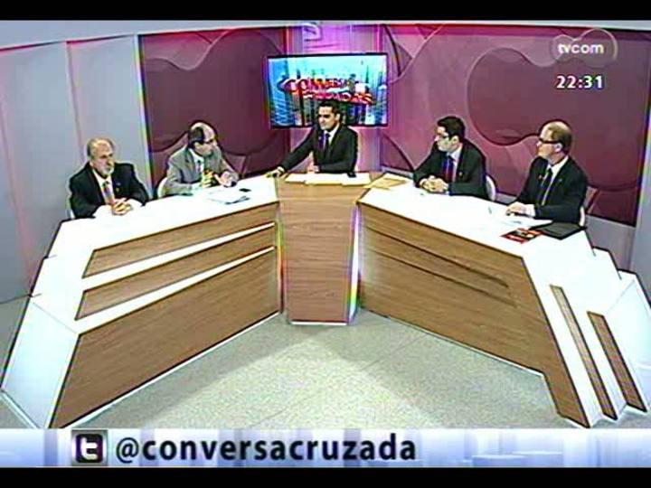 Conversas Cruzadas - Proposta de Emenda Constitucional 37: PEC da Impunidade ou da Legalidade? - Bloco 2 - 06/02/2013